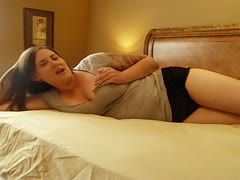 Bbw with big boobs talks about her dirty fantasies