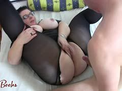 Bbw fuck with Patty Boobs