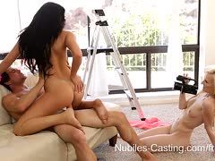Best girlfriend films the banging couple