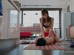 Asian women in lust fever